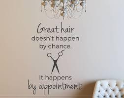 home salon decor hair salon decor etsy