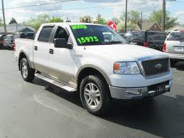 2005 ford f150 lariat value 2005 ford f 150 4dr crew cab lariat 4x4 heated leather all pwr