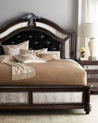 leather headboards shapes elegance sleeping with leather