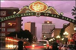 Comfort Inn Gas Lamp Gaslamp Quarter Downtown San Diego Online Guide To Downtown San