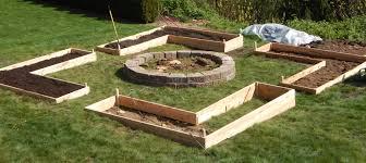 Backyard Raised Garden Ideas by Backyard Raised Bed Vegetable Garden Ktactical Decoration