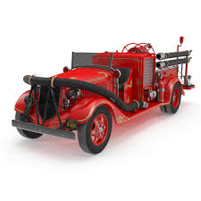 fire engine 3d models for download turbosquid