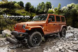 jeep wrangler 2018 jeep wrangler jl leaked in factory photos