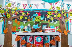theme classroom decor woodland animals classroom theme schoolgirlstyle