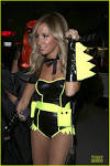 Ashley Tisdale: Batman for Halloween! | ashley tisdale batman for ...