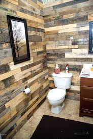powder room rug rustic bathroom tile rustic powder room with reclaimed weathered