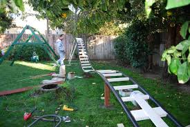 roller coaster for backyard kid roller coaster in backyard outdoor furniture design and ideas
