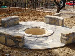 Firepit Blocks Block Pit Ideas Fireplaces Firepits Best Block