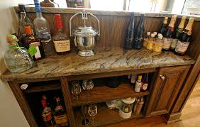 Bar Storage Cabinet Built In Storage And Cabinet Design Ideas Photos And Descriptions