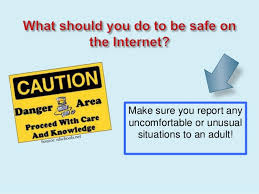 4th grade internet safety lesson