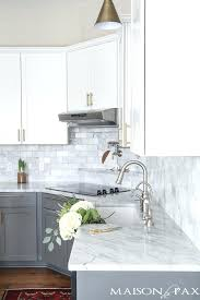 houzz white kitchen gray island floors with cabinets tile floor