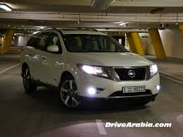 nissan hybrid 2015 first drive 2015 nissan pathfinder hybrid in the uae drive arabia