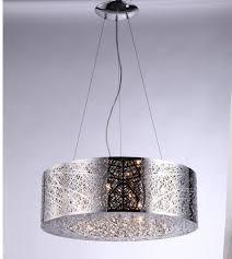 Kovacs Chandelier by New 9 Light Drum Shade Bird Nest Chandelier Pendant Ceiling Lamp