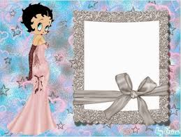 betty boop free printable cards or invitations is it for