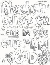 abraham and isaac coloring page abraham coloring pages religious doodles