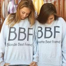 the 25 best best friend hoodies ideas on pinterest bff clothes