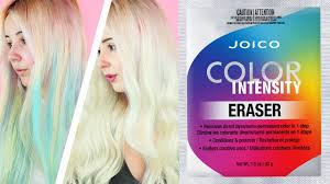 eraser hair colour remover reviews om hair
