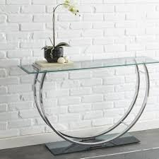 Wall Console Table Modern Console Sofa Tables Allmodern