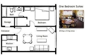 in suite floor plans floor plan one bedroom suite picture of la residence suite hotel