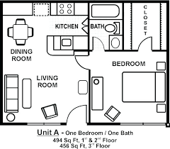 2 floor plans with garage one bedroom apartment plans garage apartment plans 1 bedroom small