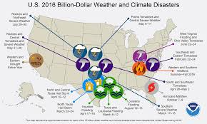 Weather Map United States by 2016 Was 2nd Warmest Year On Record For U S National Oceanic