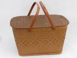 vintage picnic basket vintage picnic baskets wicker picnic baskets vintage metal