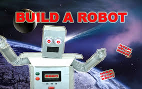 easy to make robot costume youtube