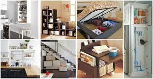10 remarkable ideas to get more storage in your small home