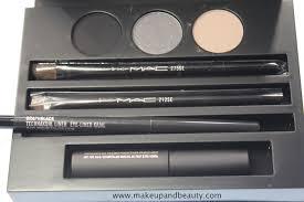 mac cinematics makeup lesson smoky black