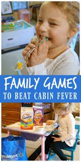 family games to beat cabin fever indoor activities