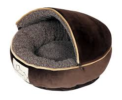 Hooded Dog Bed Floppy Ears Design Hooded Pet Bed