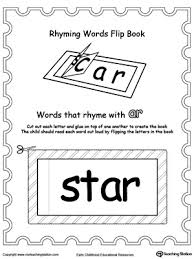 connect rhyming pictures with words ending in ag ar ed or og