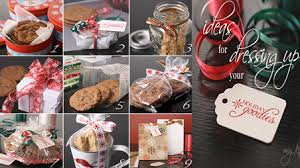 cute packaging ideas for homemade edible gifts kitchen explorers