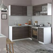 einbau küche l form küchen ebay
