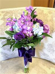 prom flowers purple party handheld bouquet for prom flowers by steen