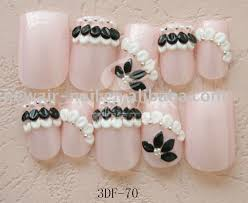 rhinestone nail design gallery nail art designs