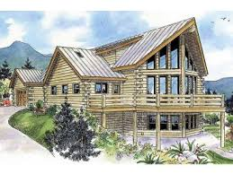two story log homes plan 051l 0009 find unique house plans home plans and floor