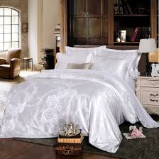 online get cheap white queen bedding set aliexpress com alibaba