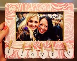 Sorority Picture Frame The Essential Gifts For Sorority Big Little Week