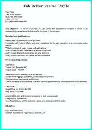 Casual Resume Class B Driver Cover Letter