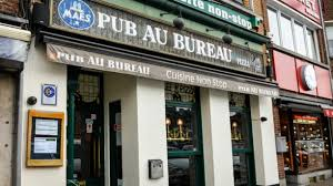 pub le bureau pub au bureau in wavre restaurant reviews menu and prices thefork
