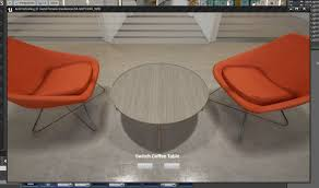 Lit Coffee Table Shadows Disappear When I Move Away From Object Ue4 Answerhub