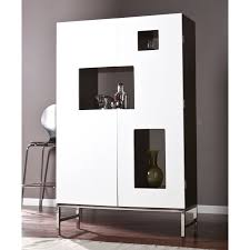 Home Bar Furniture by Howard Miller Sonoma Hide A Bar Wine And Home Bar Cabinet Hayneedle
