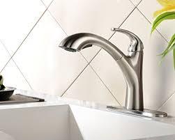 best faucets kitchen top 10 best single handle kitchen faucets in 2018 stylish convenient