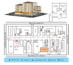 dr erfan and bagedo general hospital pharmacy map