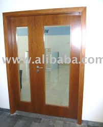 fire proof doors with glass fire rated wood doors may either save your house or decorate on