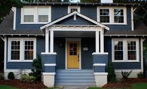 Best Colors For Painting Outdoor Brick Walls by This Sunny Yellow Entry Proves The Power Of Curb Appeal Huffpost