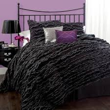 Black And White Lace Comforter Best 25 Fluffy Comforter Ideas On Pinterest White Bed