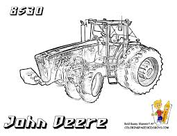 john deere coloring pages throughout john deere coloring pages