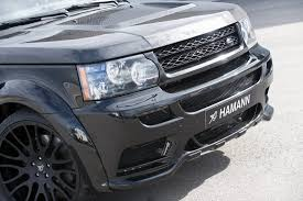 land rover hamann hamann modifies the range rover sport with new body parts and power